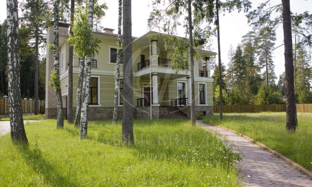 Варенду дом впоселке Корабельные Сосны, Рублево-Успенское шоссе