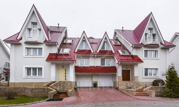 Варенду таунхаус впоселке Подушкино-таун