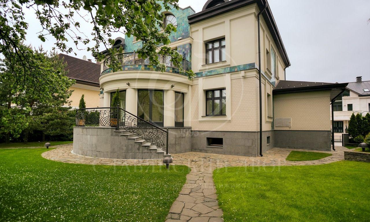 Новый дом вМоскве