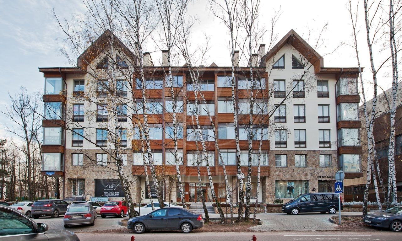 На продажу квартира впоселке Жуковка Шале