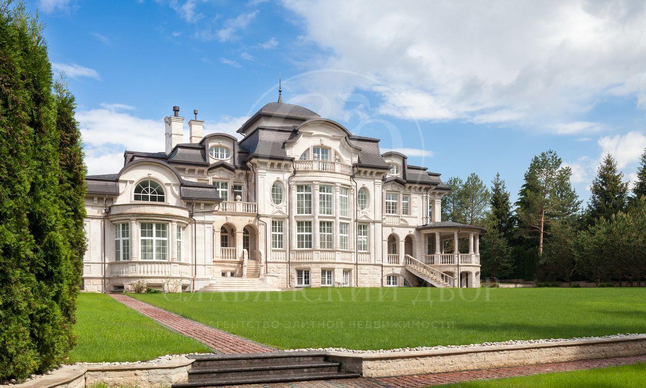 Резиденция на Москве-реке