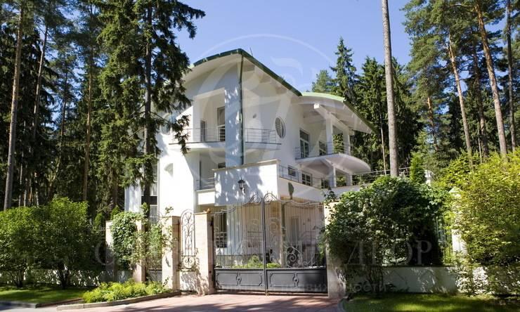 Продажа дома впоселке Никологорский (Коттон Вей), Рублево-Успенское шоссе