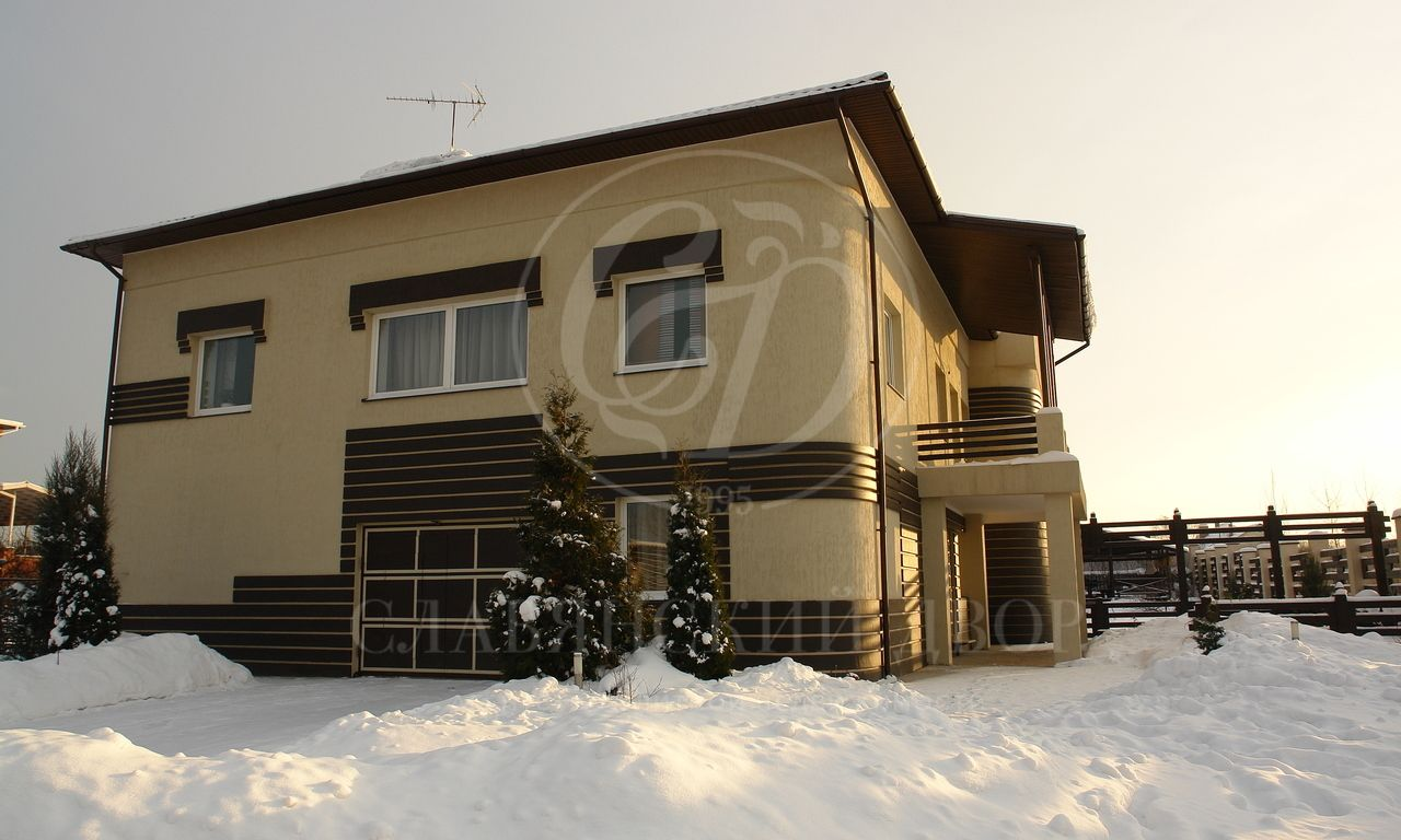 Продажа дома впоселке Солослово, Рублево-Успенское шоссе