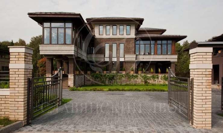 Продаётся дом впоселке Горки-6, Рублево-Успенское шоссе