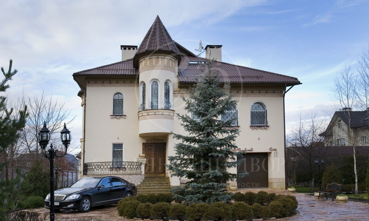 Стильный дом вРождественно