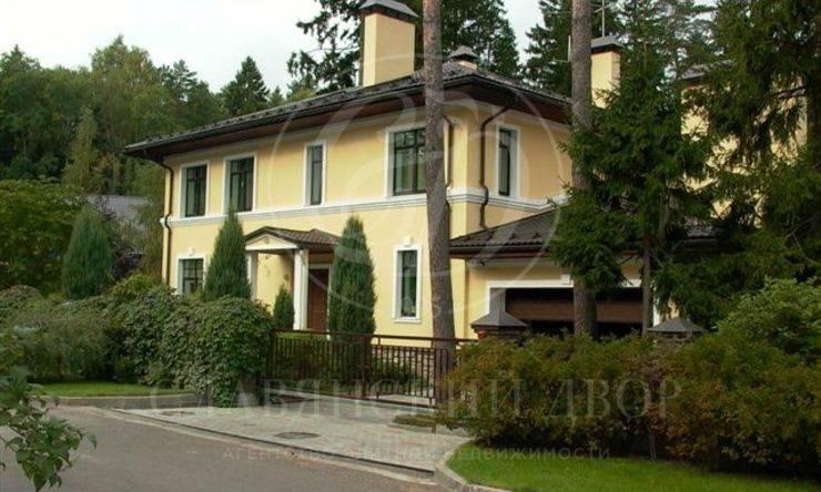 Продажа дома впоселке Лесные Дали, Рублево-Успенское шоссе