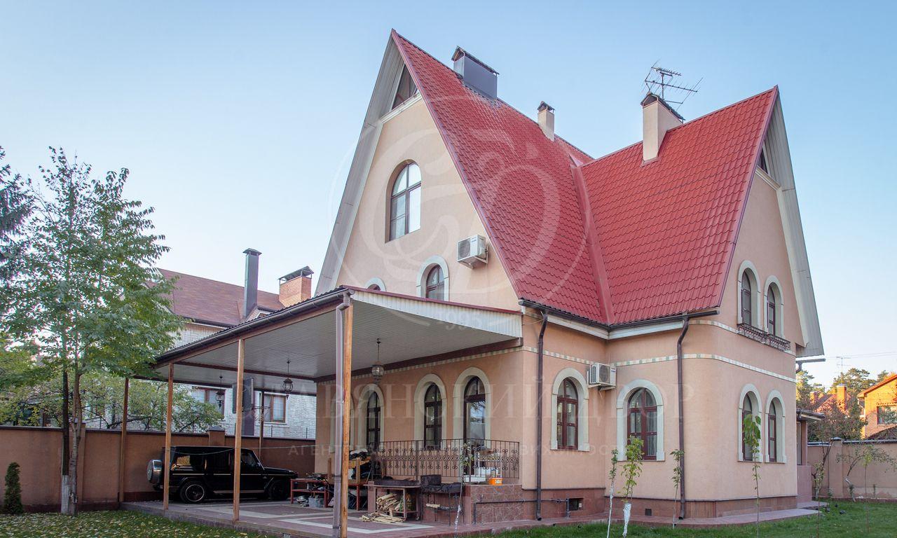 Продажа дома впоселке Барвиха. -35%