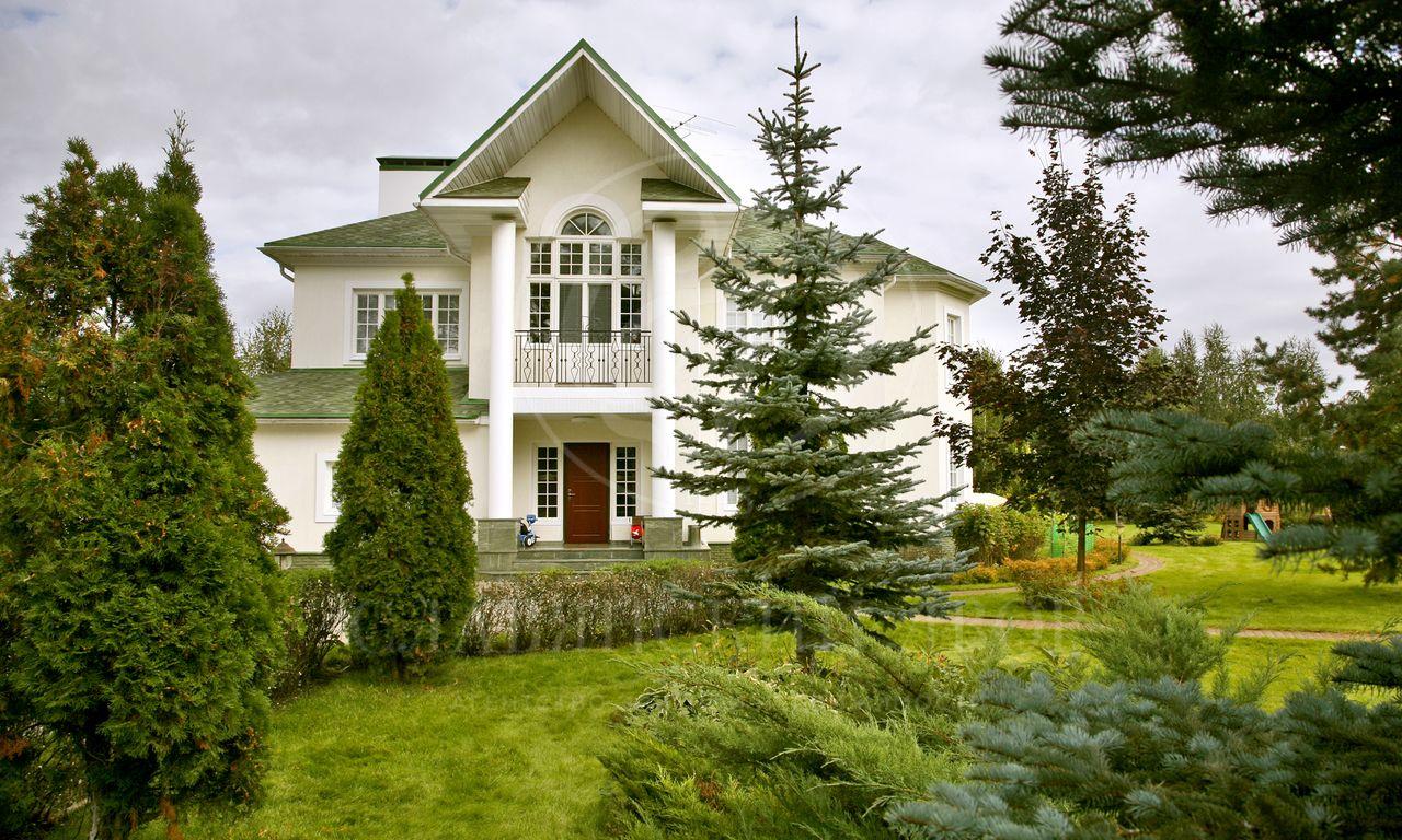 Продажа дома впоселке Барвиха-49, Рублево-Успенское шоссе