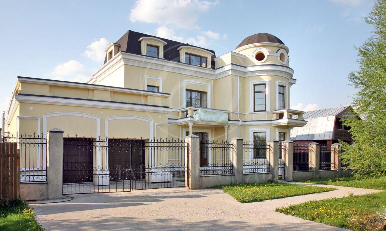 На продажу дом впоселке Николо-Урюпино, Новорижское шоссе
