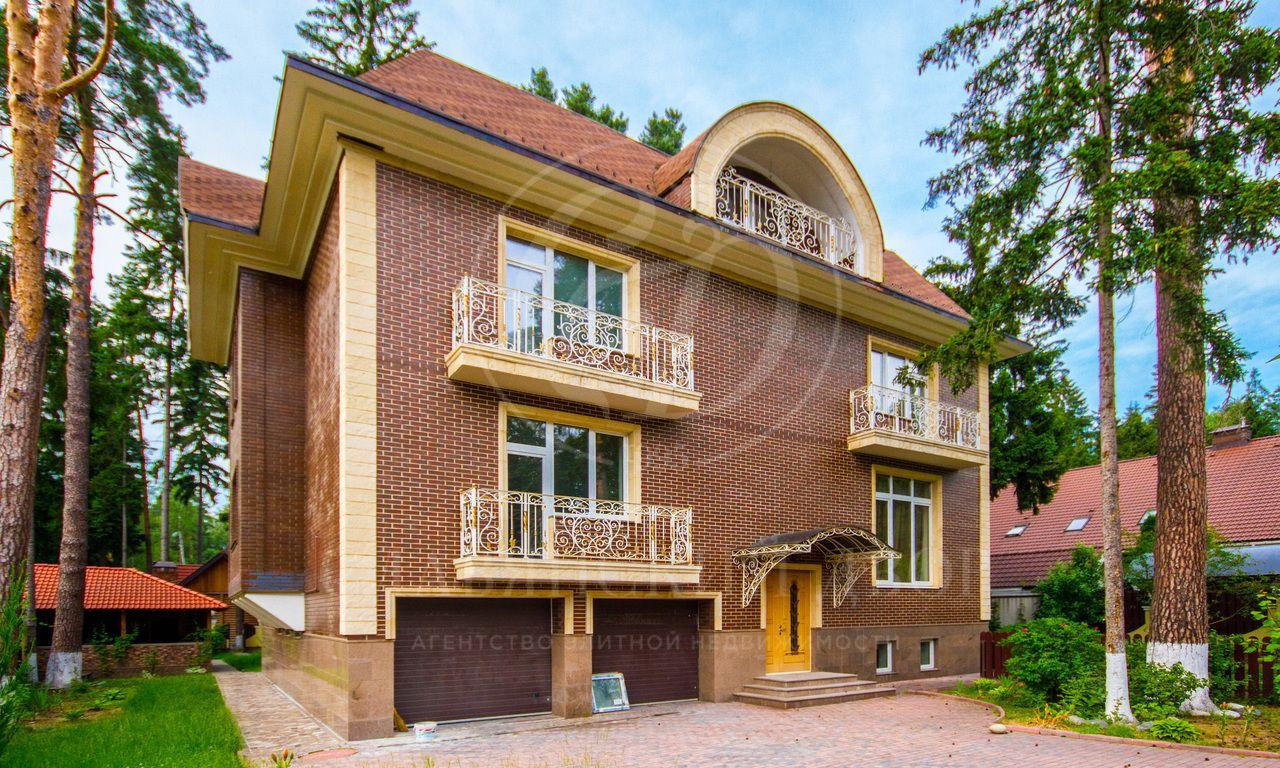 Продажа дома впоселке Лесной простор. -45%