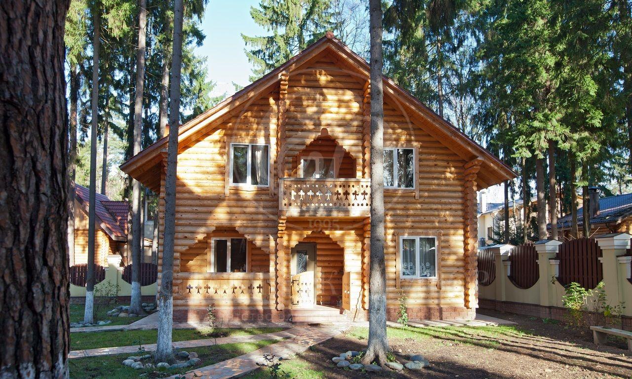 Варенду дом впоселке Лесной простор-2, Рублево-Успенское шоссе