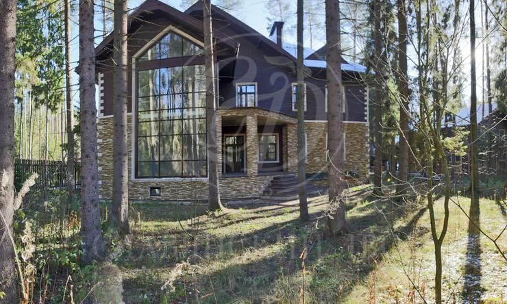 На продажу дом впоселке Лесные зори