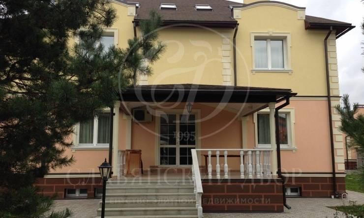 Продаётся дом впоселке Усово, Рублево-Успенское шоссе