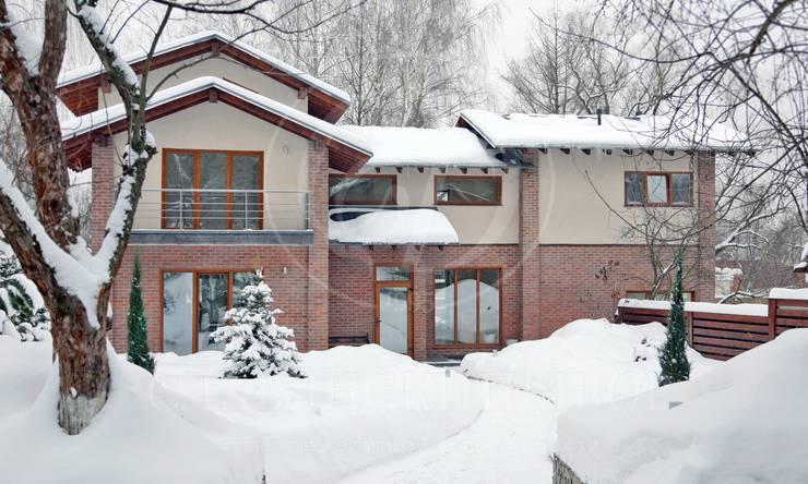 Продаётся дом впоселке Немчиновка, Минское шоссе
