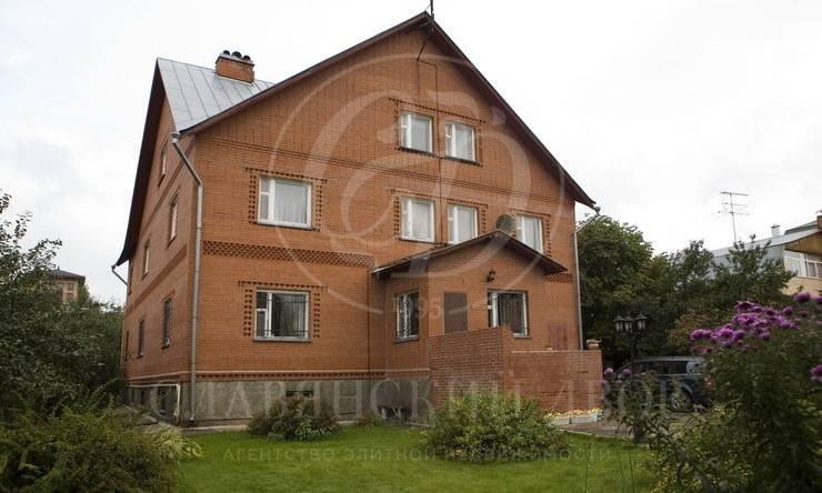 Продажа дома впоселке Александровка, Рублево-Успенское шоссе