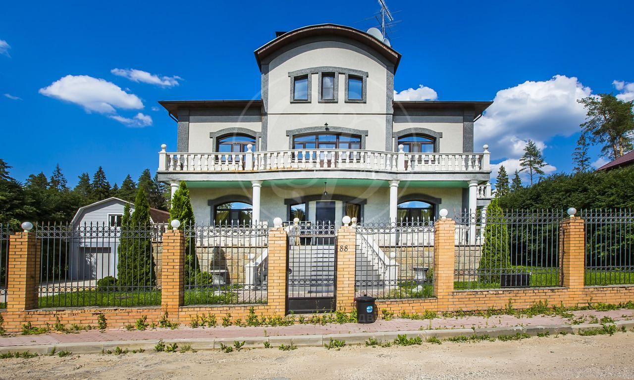 Варенду дом впоселке Балтия, Новорижское шоссе