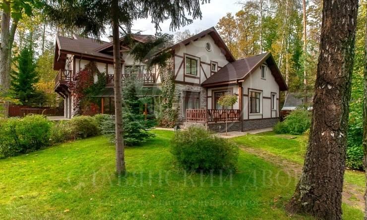 На продажу дом впоселке Лесной простор-2