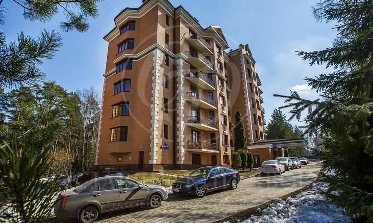 Продаётся квартира впоселке Сколково, Сколковское шоссе