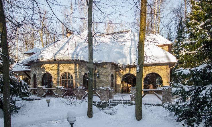 Продаётся дом впоселке Лесная быль, Рублево-Успенское шоссе