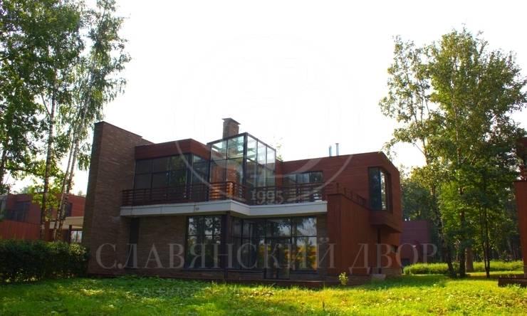 Продаётся таунхаус впоселке Резиденция Рублево, Новорижское шоссе