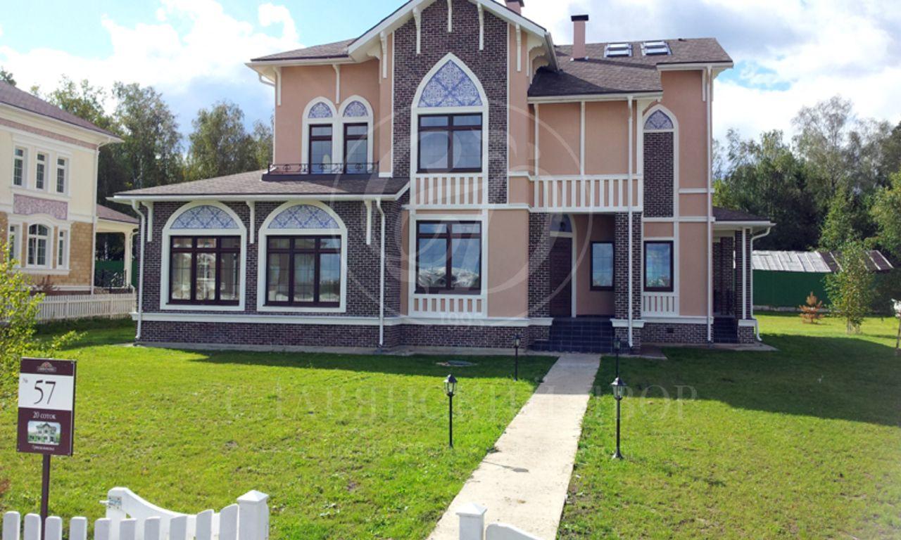 Продажа дома впоселке Онегино , Новорижское шоссе