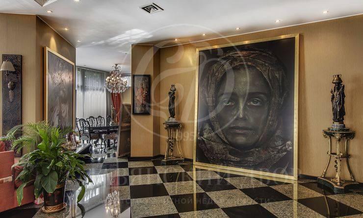 Раздоры! Один из самых стильных домов на Рублевке