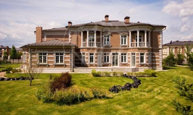 На продажу дом впоселке Парк Вилль (Park Ville), Рублево-Успенское шоссе