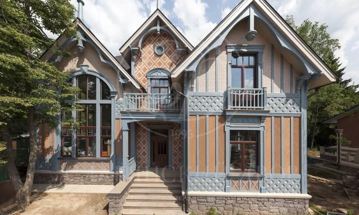 На продажу дом впоселке Трувиль