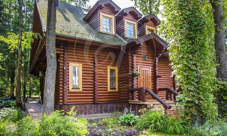 На продажу дом впоселке Лесной простор-1