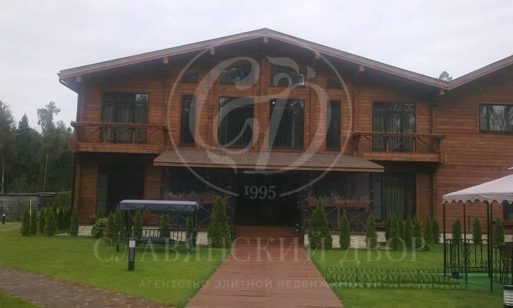 Продаётся дом впоселке Графские пруды, Киевское шоссе