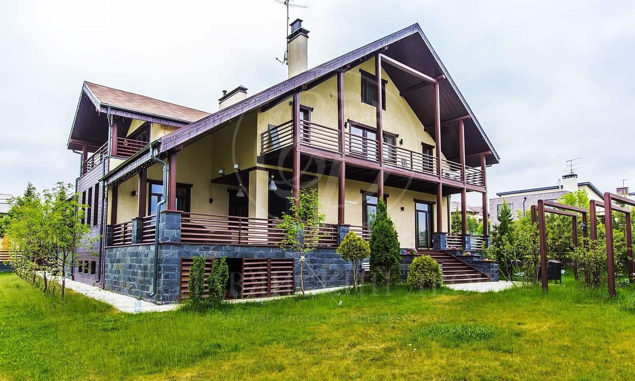 Аренда дома впоселке Архангельское-2, Новорижское шоссе