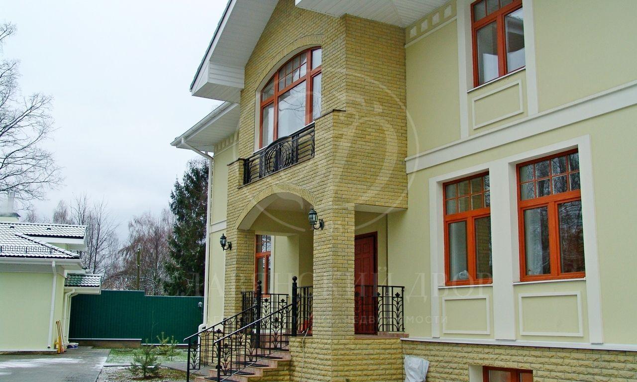 На продажу дом впоселке Барвиха