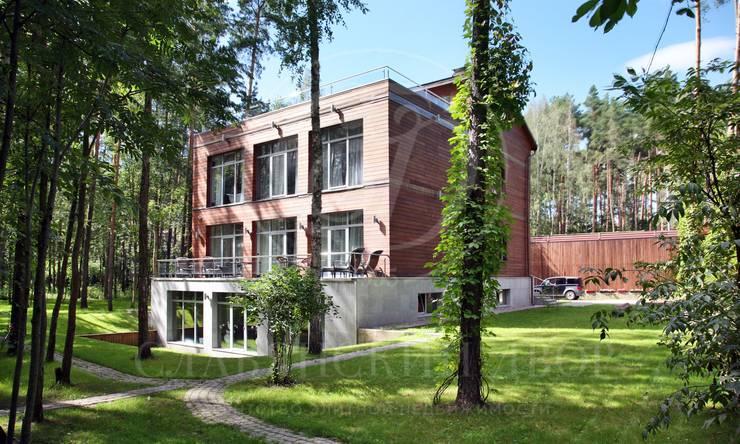 На продажу дом впоселке Романово-4, Рублево-Успенское шоссе