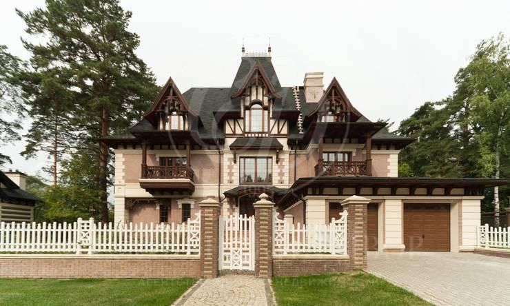 Продаётся дом впоселке Довиль, Минское шоссе