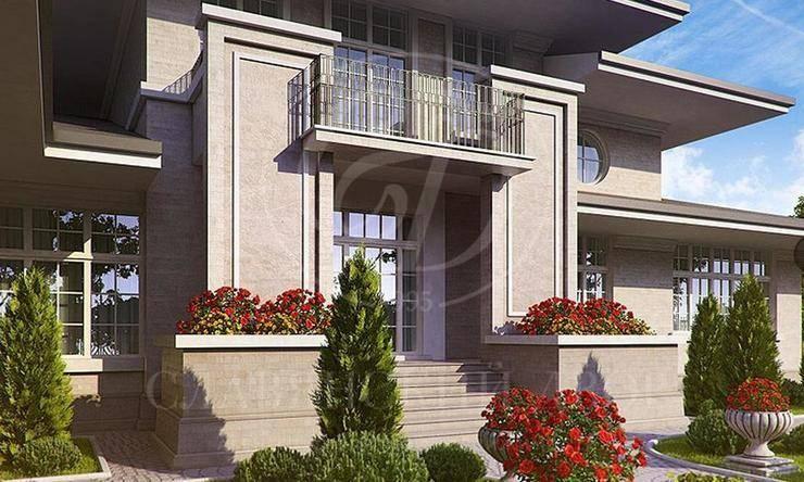 На продажу дом впоселке Шато Соверен (Chateau Souverain), Рублево-Успенское шоссе