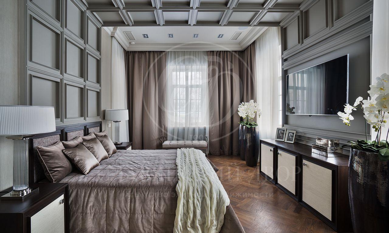 Шикарный дом вЖуковке. Изысканный дизайн