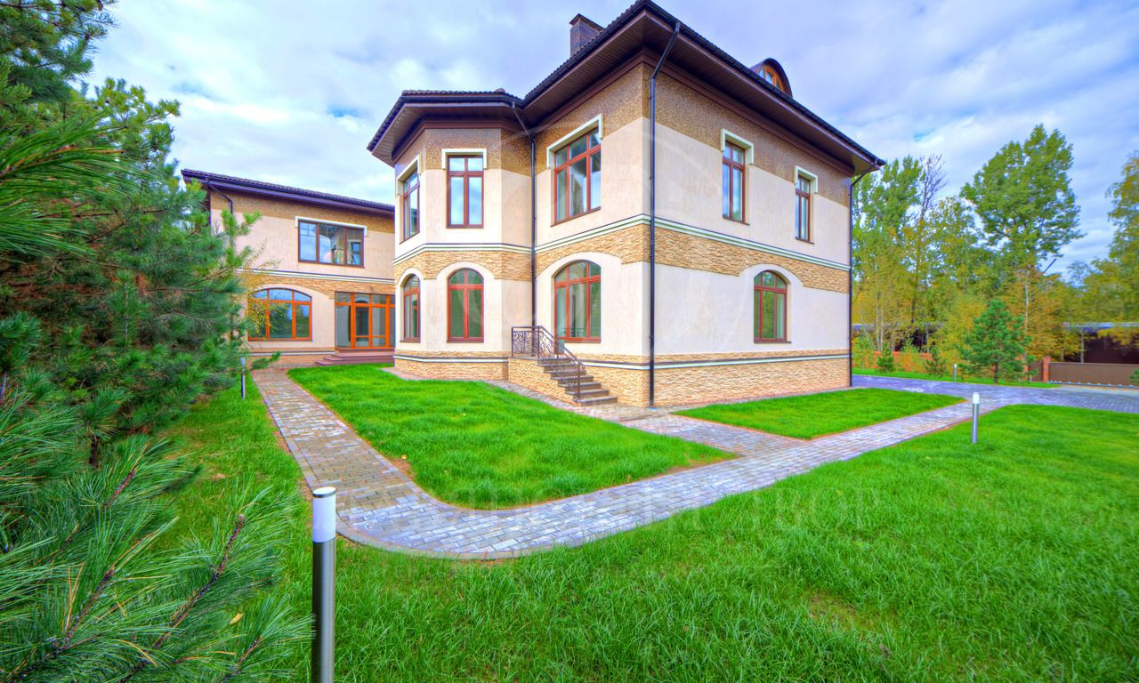 На продажу дом впоселке Лес, Рублево-Успенское шоссе