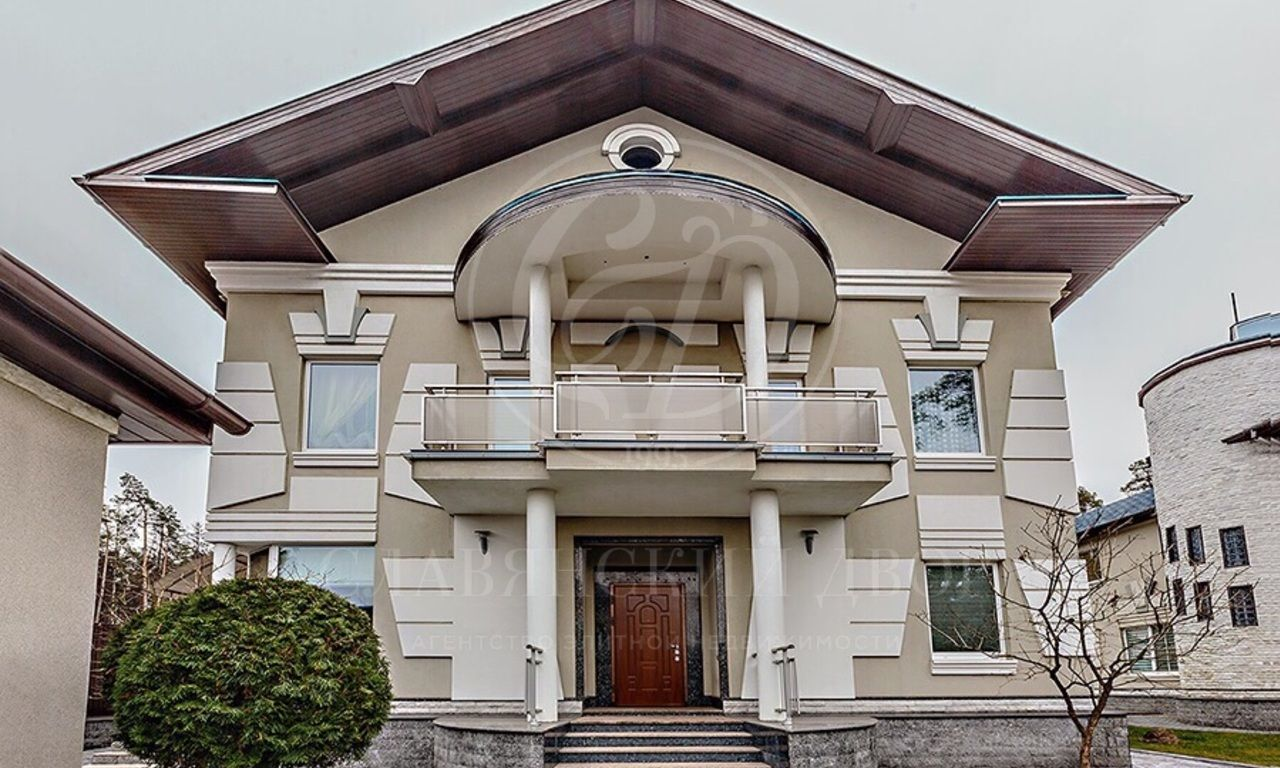 Дом вПеределкино