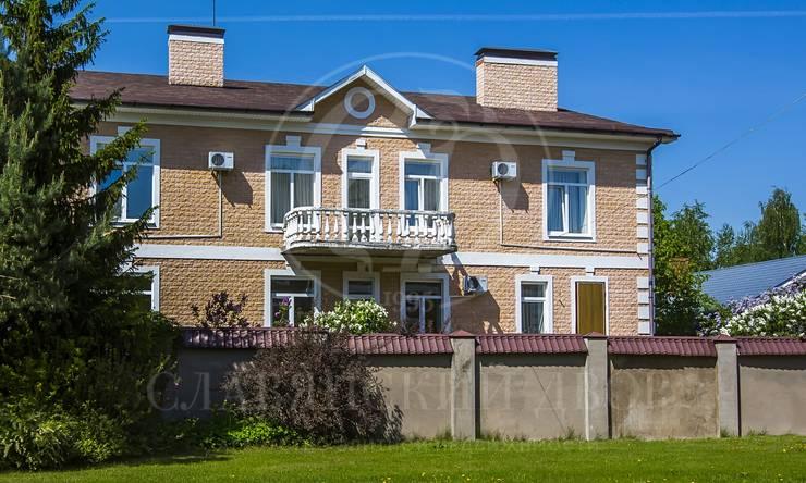 На продажу дом впоселке Жуковка Левая сторона
