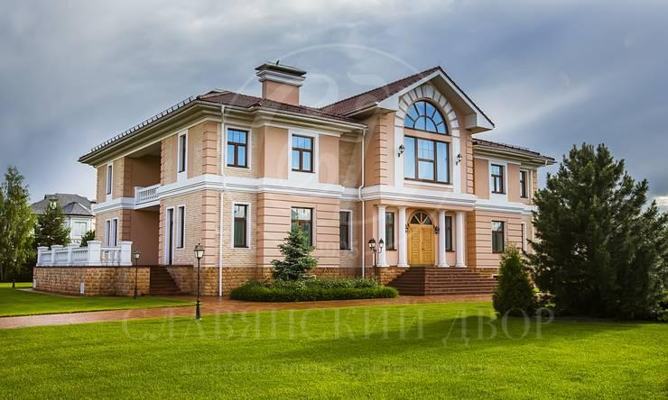 Новый дом влучшем поселке на реке
