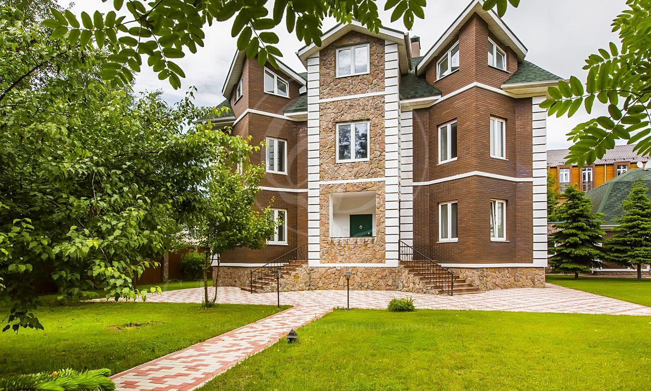 Продаётся дом впоселке Сосны, Рублево-Успенское шоссе