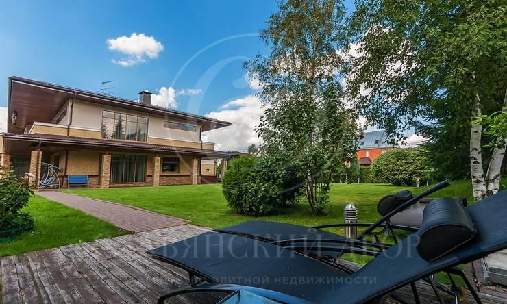 Продажа дома впоселке Дарьино, Рублево-Успенское шоссе