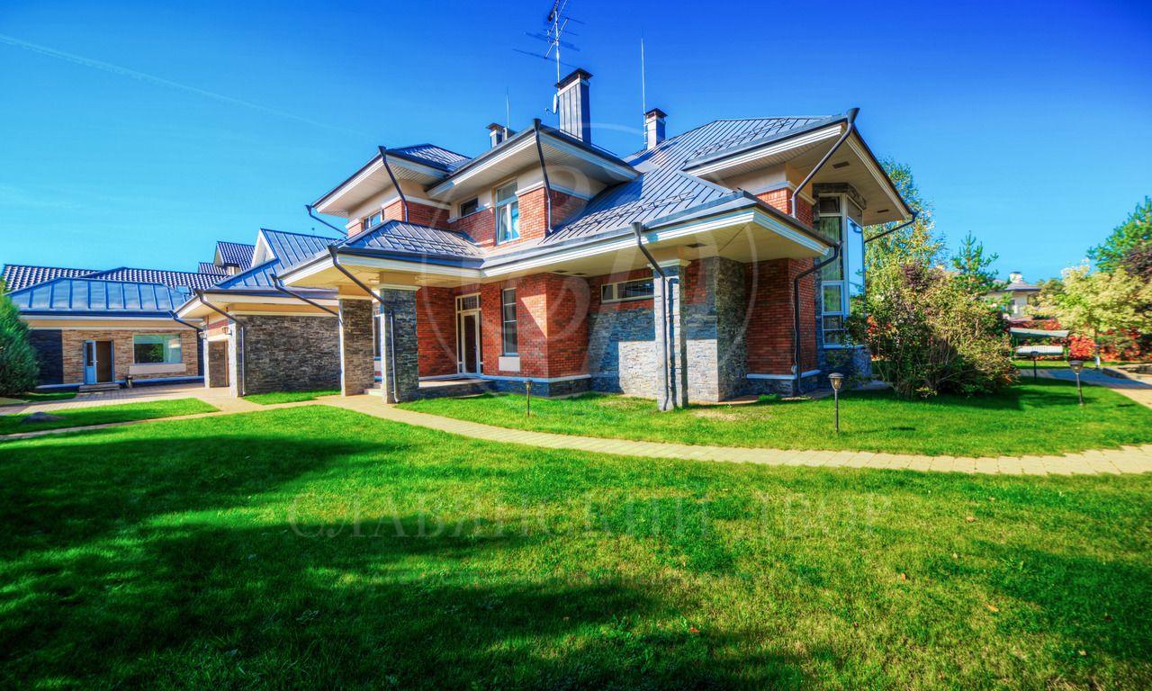 На продажу дом впоселке Горки-6