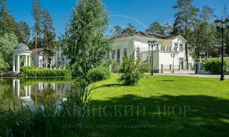 Продажа дома впоселке Лебединое озеро, Рублево-Успенское шоссе