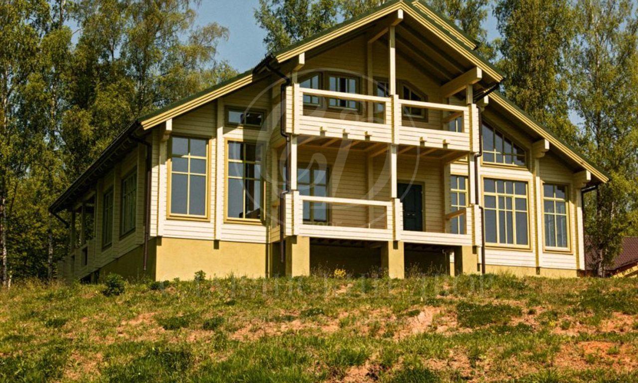 На продажу дом впоселке Лесное озеро