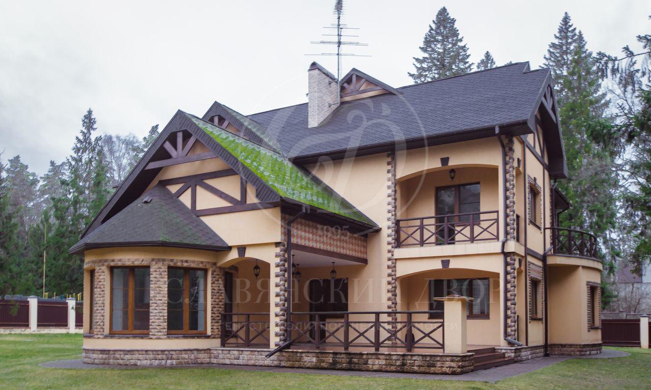 Лот-23837 аренда дома Рублево-Успенское шоссе Риита — Славянский Двор b04141c738e