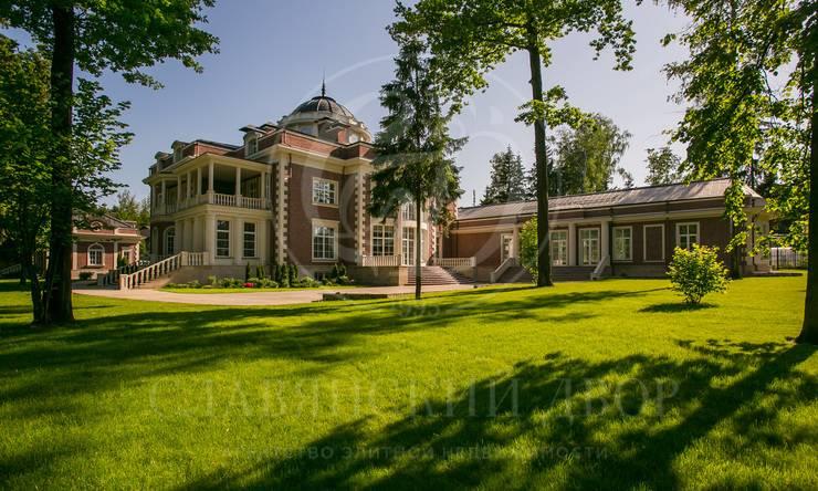 На продажу дом впоселке Ландшафт, Рублево-Успенское шоссе