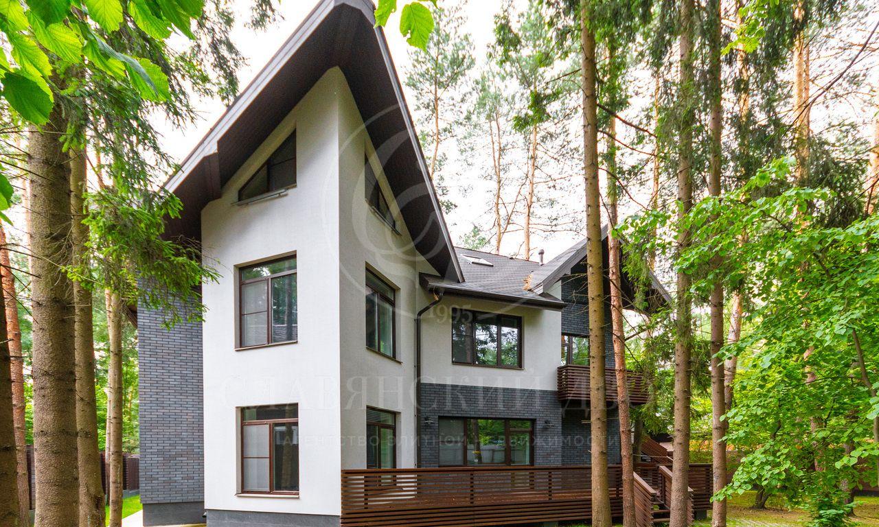 Продаётся дом впоселке Липка, Новорижское шоссе