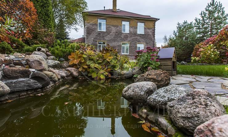 Продажа дома впоселке Чистые пруды [Новорижское шоссе], Новорижское шоссе