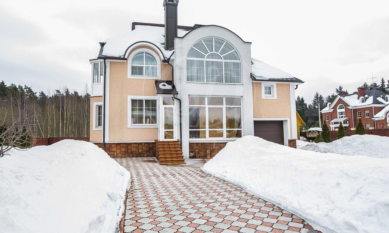Продажа дома впоселке Нахабино, Волоколамское шоссе